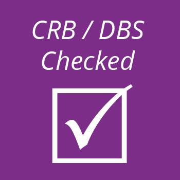 CRB / DBS Checked Staff